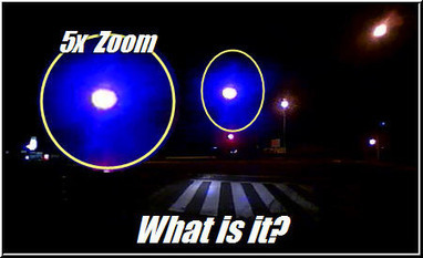 'Blue Light' UFO Appears Over Intersection in Japan (Video) | Weird News and Celebrity Gossip by Tom Rose | Scoop.it