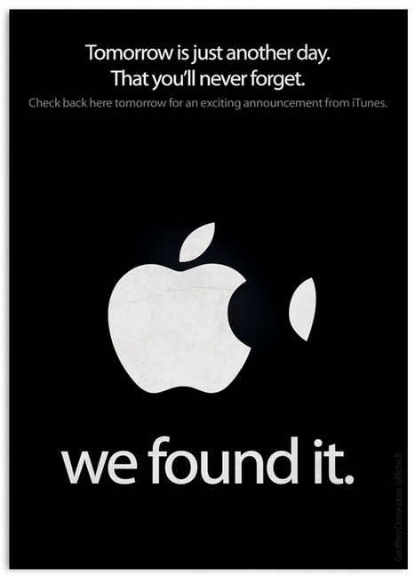 Quand Apple déclare : « Tomorrow is just another day. That you'll never forget. » | Fail | Scoop.it