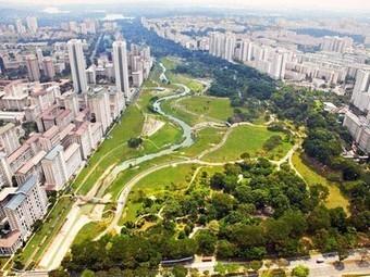 Urban River Restoration Transforms Singapore Park   Vertical Farm - Food Factory   Scoop.it