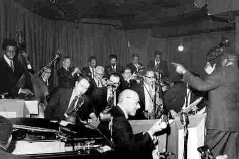 Songs We Love: Thad Jones/Mel Lewis Orchestra, 'Backbone' | Jazz Plus | Scoop.it