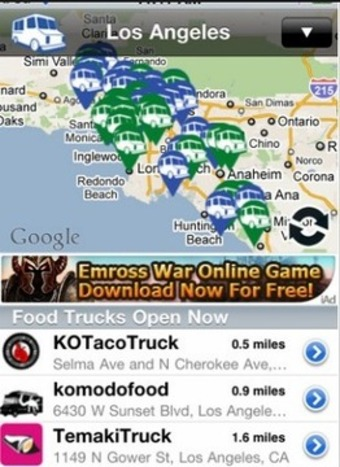 The Mobile Revolution Continues:  How Social Media Revitalized the Food Truck Business | real utopias | Scoop.it