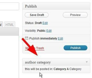 Daily Tip: How to Limit WordPress Authors to Post in Just One Category | Evernote Tips & News | Scoop.it
