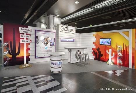 """IDEE FIXE dévoile 3 espaces uniques au congrès de la SFORL 2015   Leads """" Les Agences Design & Stand""""   Scoop.it"""