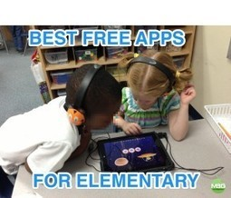 My Favorite FREE Apps For Elementary - Matt Gomez | Fun Web 2.0 in Elementary Education | Scoop.it