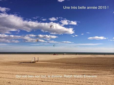 Bonne année ~ SophieBuquet | Evreux | Scoop.it