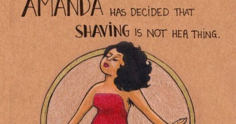 18 Empowering Illustrations to Remind Everyone Who's Really in Charge of Women's Bodies | Féminismes | Scoop.it