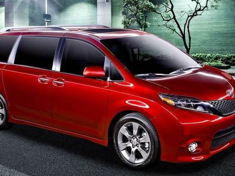 New Toyota minivan makes it easier for parents to yell at kids | Kickin' Kickers | Scoop.it