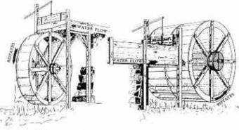 Waterwheel | Gifts of the Ancients | Scoop.it