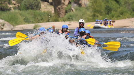 First time river rafting in Colorado? | White Water Rafting | Scoop.it
