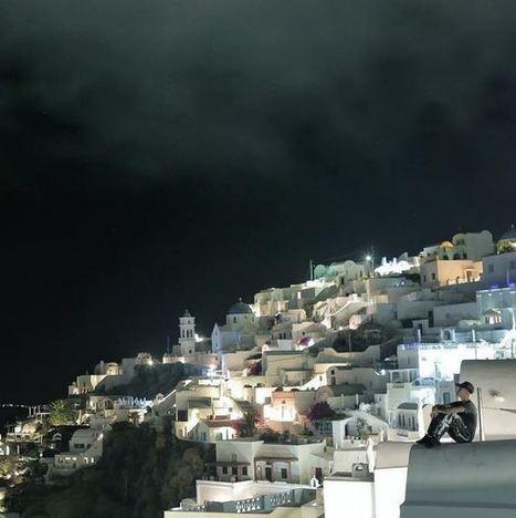 Οι απίστευτες φωτογραφίες του Justin Bieber από την Σαντορίνη! Mad TV | Travel To Santorini | Scoop.it