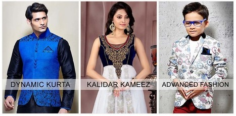 Shop Great Collection of Traditional Ethnic Wear in India | Online Shopping India | Scoop.it