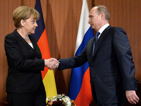 Land for gas: Merkel and Putin discussed secret deal could end Ukraine crisis | Dr Prithi Paul Singh Sethi News Portal | Scoop.it