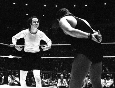 The Great Ruse: The comedic genius who rocked wrestling - CNN.com | Winning The Internet | Scoop.it