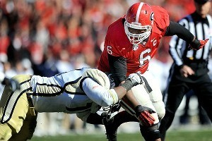 Grantham will face a mentor in SEC title game | DAWGS NEWS | Scoop.it