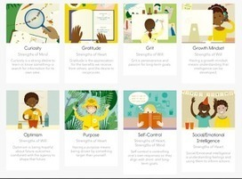 Excellent Educational Posters Featuring The 9 Character Strengths of Successful Students ~ EdTech & mLearning | Professional Learning for Busy Educators | Scoop.it