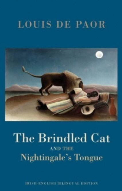 "Louis de Paor talks about his latest collection ""The Brindled Cat and the Nightingale's Tongue"" 