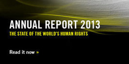 Amnesty International | Working to Protect Human Rights | History and Society | Scoop.it