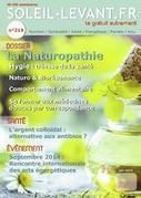 Soleil-levant Juin 2014. N°219 | FORMATION NATUROPATHIE | Scoop.it