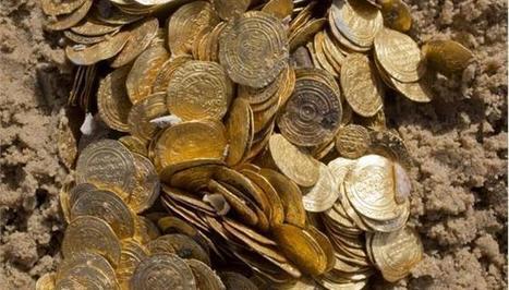 Δύο χιλιάδες χρυσά νομίσματα έκρυβε ο βυθός της Μεσογείου | Politically Incorrect | Scoop.it