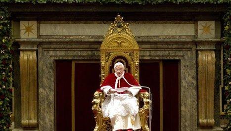 Папа уходит в отставку * Pope resigns * Renuncia Benedicto XVI   Bilingual News for Students   Scoop.it