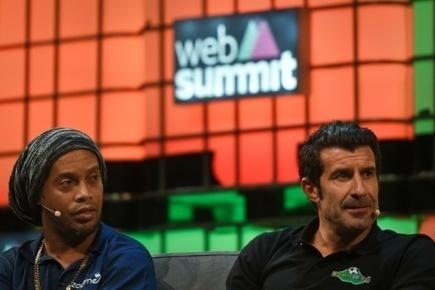 Figo, Ronaldinho et Saha visent la lucarne... du business numérique   Médias, numériques, infographies, audio, techno...   Scoop.it