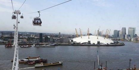 Le téléphérique urbain prend son envol | Transports Alternatifs et Éco-Mobilité | Scoop.it
