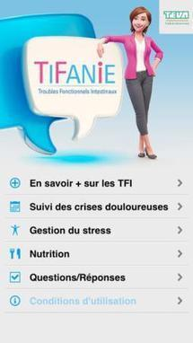 TiFanIe : application pour les patients atteints de troubles fonctionnels intestinaux | Buzz e-sante | Scoop.it