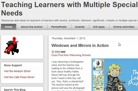 Teaching Learners with Multiple Special Needs   Inclusive teaching and learning   Scoop.it