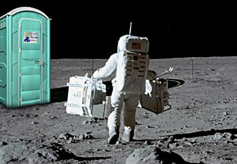 Aidez la NASA à se sortir du caca   au jardin   Scoop.it