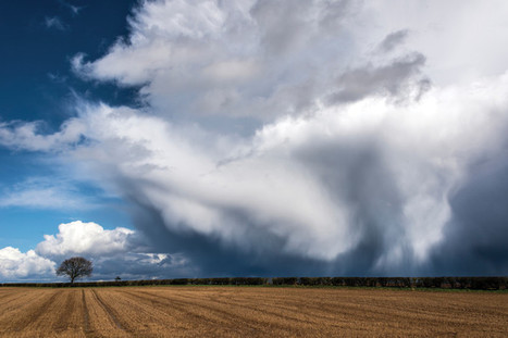 Rain spawns more rain when it falls on ploughed land | Agrarforschung | Scoop.it