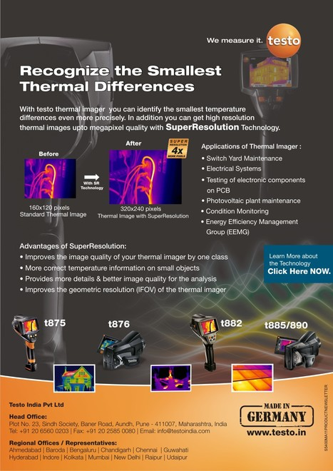 Recognize the smallest thermal differences | Thermal Imager India Manufacturer | Scoop.it