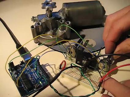 Arduino DC motor control – PWM | Motors Images | Arduino Geeks | Scoop.it