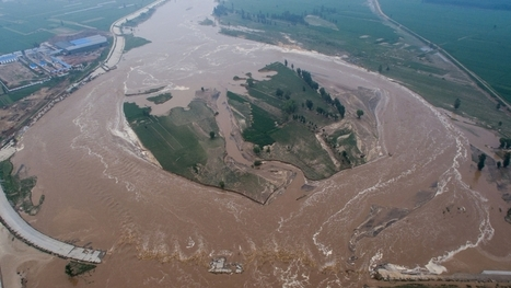 Floods in China kill scores, displace tens of thousands | CLOVER ENTERPRISES ''THE ENTERTAINMENT OF CHOICE'' | Scoop.it