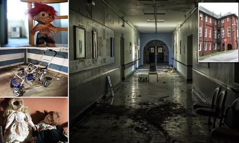 Eerie pictures show crumbling shell of abandoned Victorian hospital that was ... - Daily Mail | PHOTOGRAPHY GEAR | Scoop.it