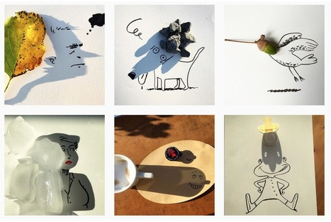 Belgian Director Becomes A Viral Doodler On Instagram | Entrepreneurship, Innovation | Scoop.it