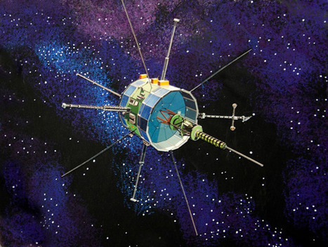 NASA Signs Agreement with Citizen Scientists Attempting to Communicate with Old Spacecraft | Physics as we know it. | Scoop.it