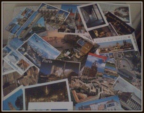 Utiliser des Cartes Postales en classe du FLE | Random Rambling | Le journal du FLE des PUG | Scoop.it
