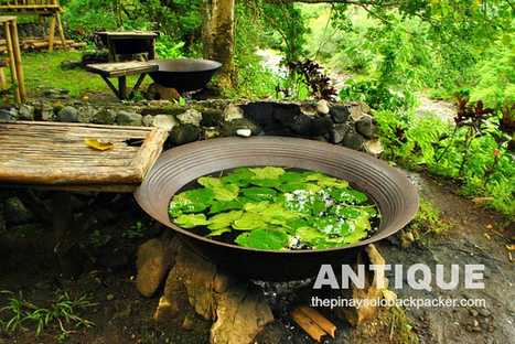 Kawa Hot Bath in Tibiao Antique | Philippine Travel | Scoop.it