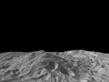 Space mountain produces terrestrial meteorites | FutureChronicles | Scoop.it