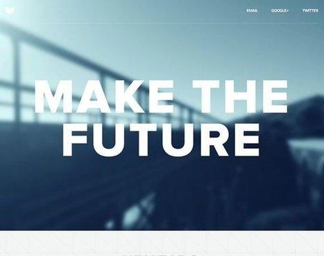 21 Inspiring Examples of Big Images in Web Design | Inspiration | Web Design | Scoop.it