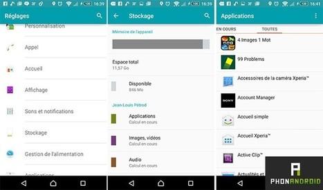 Comment optimiser la mémoire de votre smartphone très facilement | Toulouse networks | Scoop.it