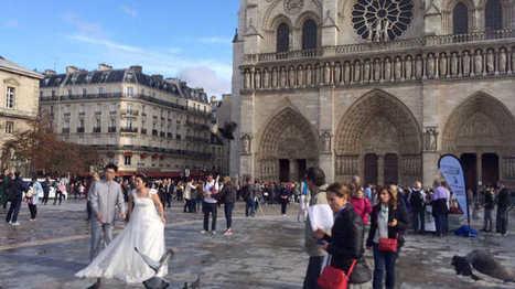 Vols et agressions de touristes en baisse à Paris | Médias sociaux et tourisme | Scoop.it
