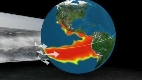 How is El Nino affecting countries around the world? - BBC News | Geography at BM | Scoop.it