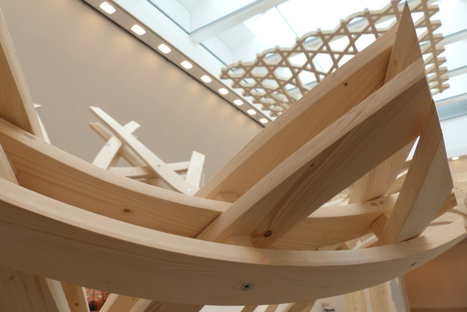 Exposition Architecture and HUMANITARIAN activities, Shigeru Ban, Mito | The Architecture of the City | Scoop.it