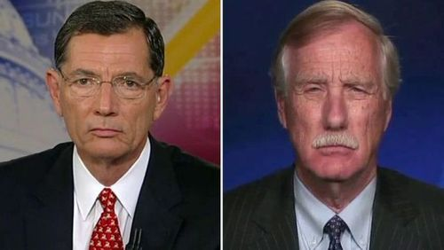 Top Senate Republican #Barrasso warns against 'lame duck' #Holder replacement