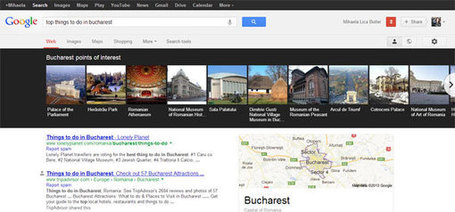 Google Refines Top City Attractions Search Results | Destination marketing and social media | Scoop.it