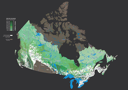 Mapping Canada's intact forests - Canadian Geographic | Asia, north and South America | Scoop.it