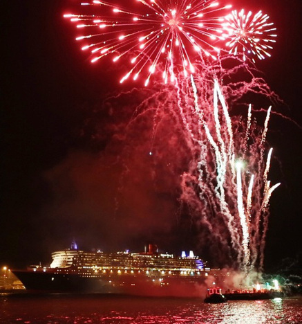 Cunard Commences 175th Anniversary Year with Spectacular Start | Cruise Travel | Scoop.it
