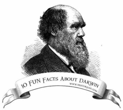 10 Fun Facts About Charles Darwin | Interesting - fun facts and more ...