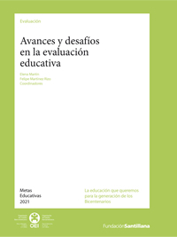 Avances y desafíos en la evaluación educativa // Elena Martín y Felipe Martínez Rizo (edit.) Descarga gratis | Create, Innovate & Evaluate in Higher Education | Scoop.it